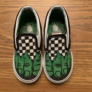 Vans | Marvel Edition Slip-Ons, 8.5